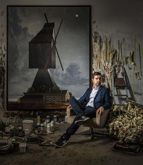 Zuhause in der Kunst – ein Interview