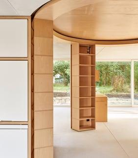 Im Interview erzählen die Architektinnen ihre Geschichte über das Movable House