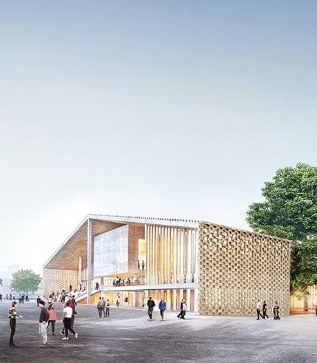 Ein Standpunkt zur Museumsarchitektur