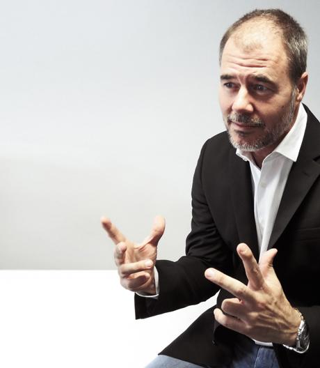 DerSales-Director von Newforma über Ängste von Architekten und die Verwaltung von Nullen und Einsen.