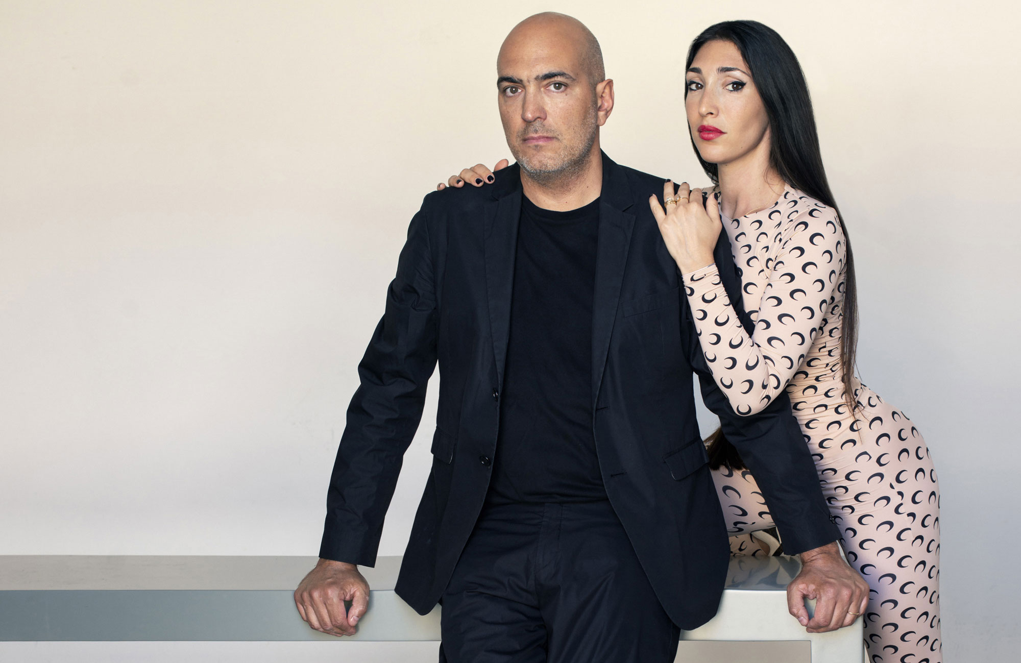 Das Designerduo Alberto Biagetti und Laura Baldessari im Gespräch
