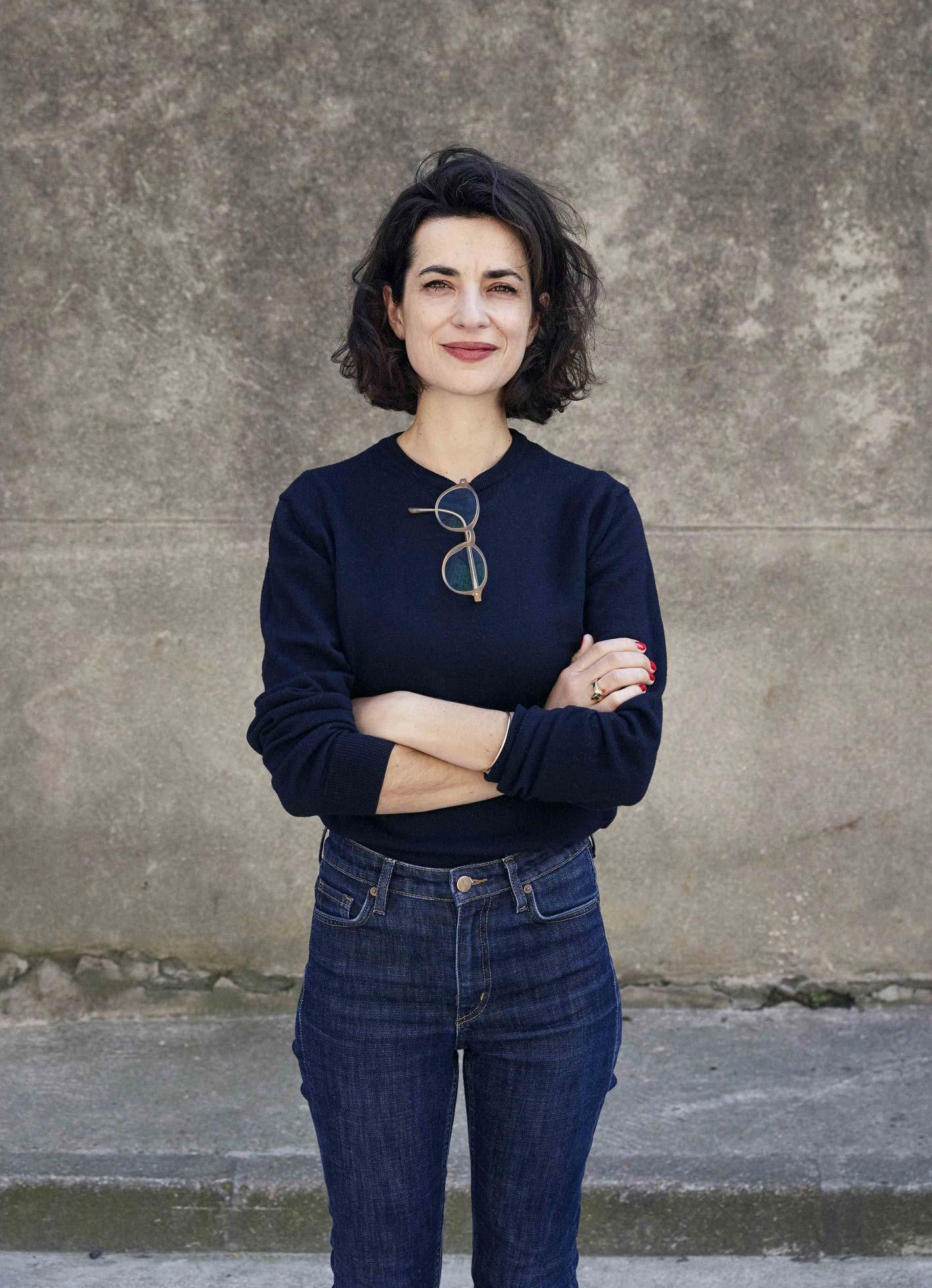 Nachruf auf die Designerin Pauline Deltour (1983-2021)