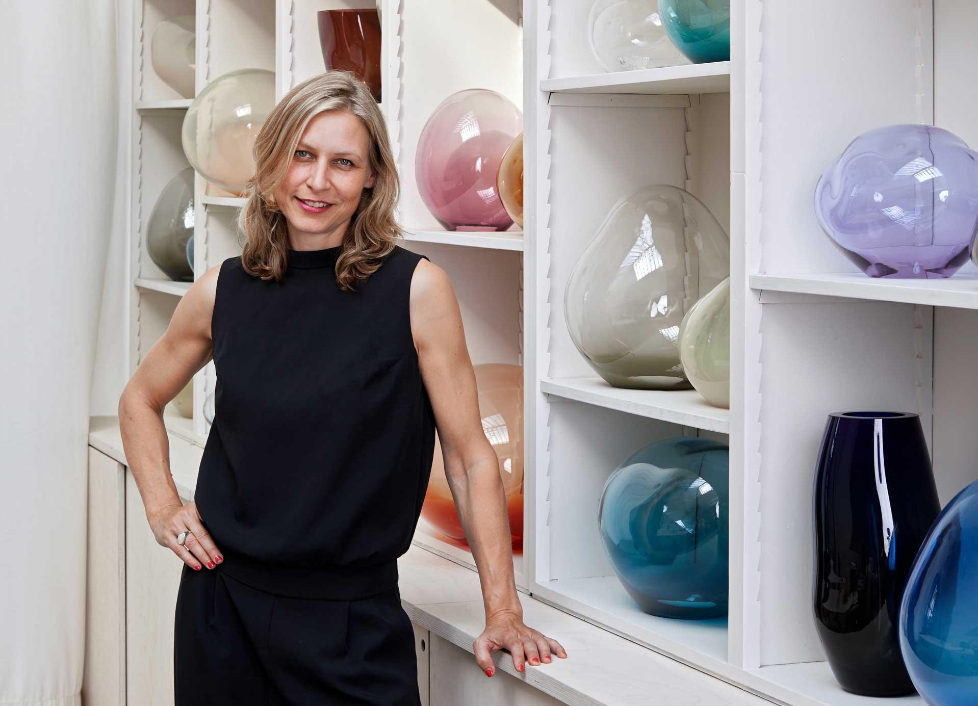 Ein Gespräch mit der Leuchtendesignerin Simone Lüling