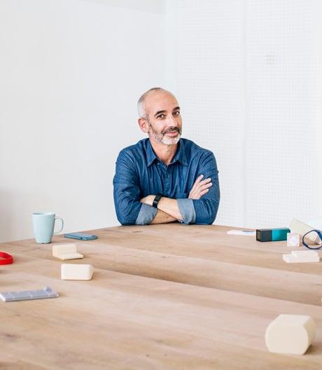 Der israelische Designer im Gespräch.