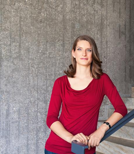 Die Sedus-Designerin und ihre Erfahrungen aus der Inhouse-Gestaltung