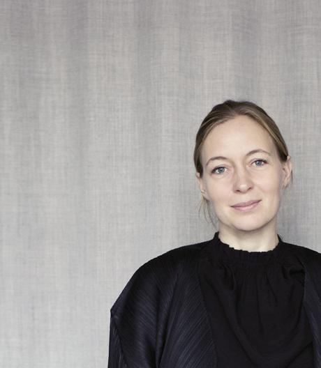 Die dänische Designerin über Intuition, inspirierende Verwandte und ihr Faible für Glas und Keramik.