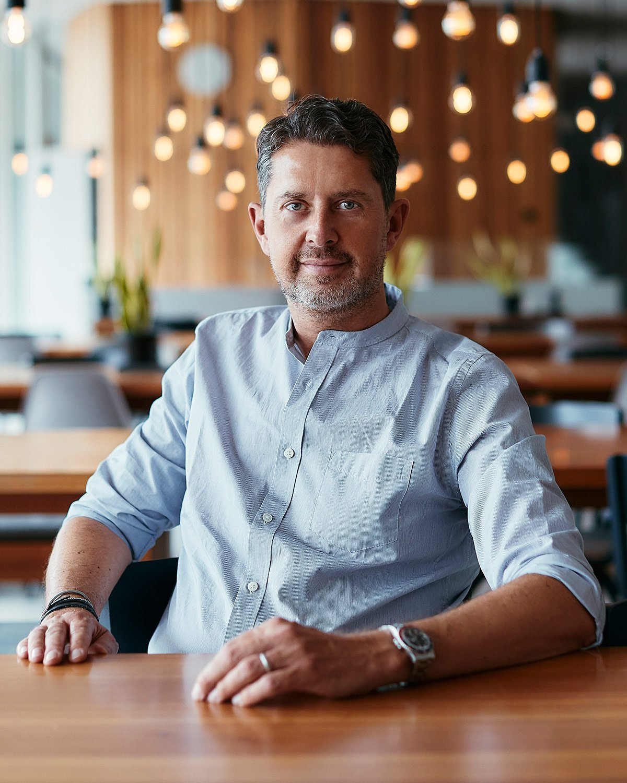 Ein Gespräch mit Michael Ress, CEO von Schönbuch