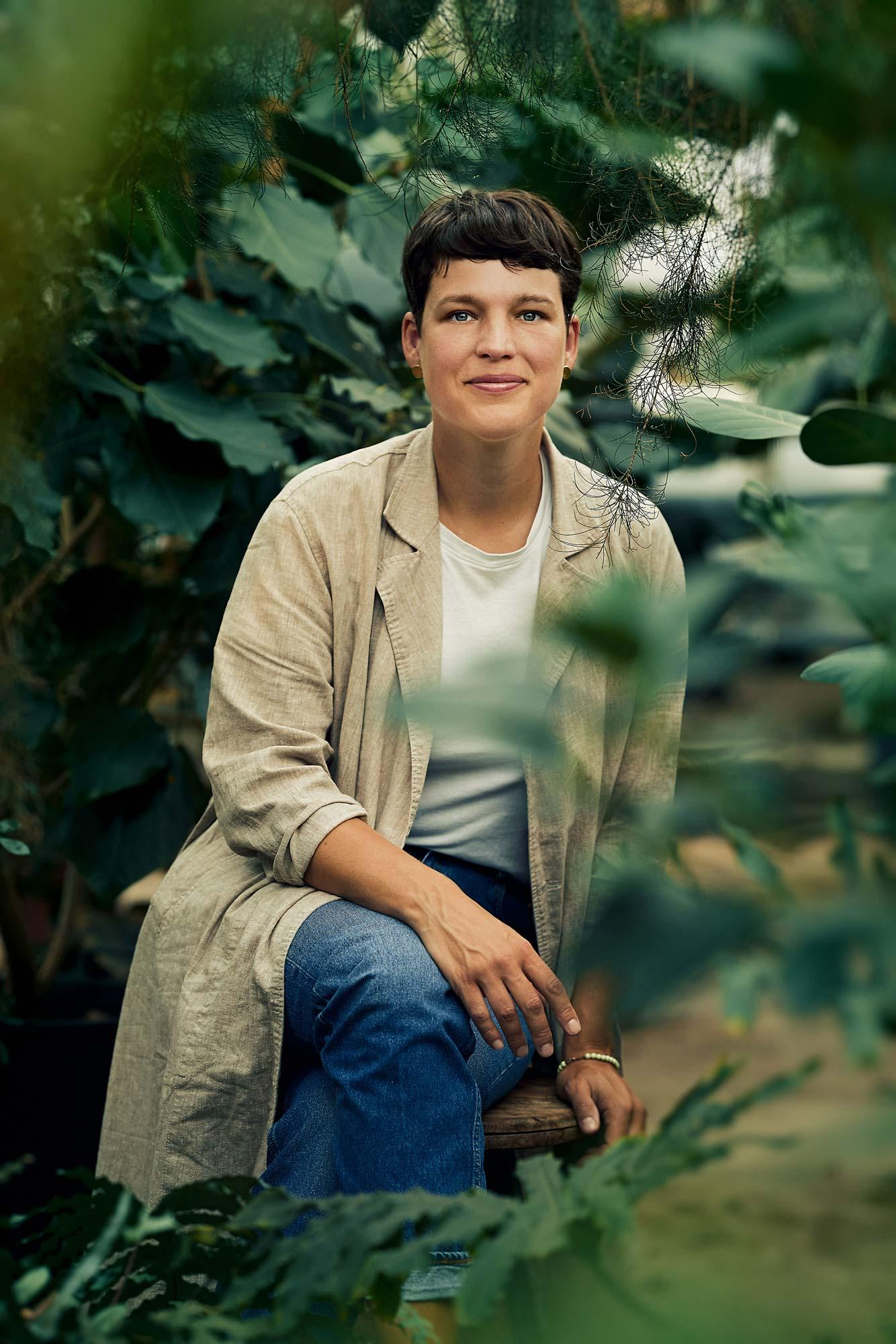 """Ein Gespräch mit der """"Greenterior""""-Designerin Miriam Köpf"""