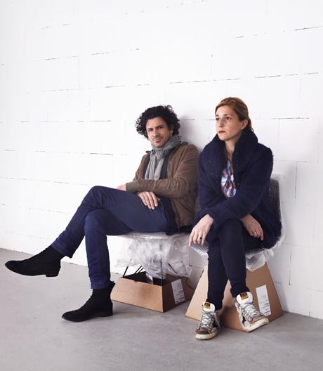 Das Berliner Architektenduo im Gespräch über die Inszenierung von Luxus als Kunst.