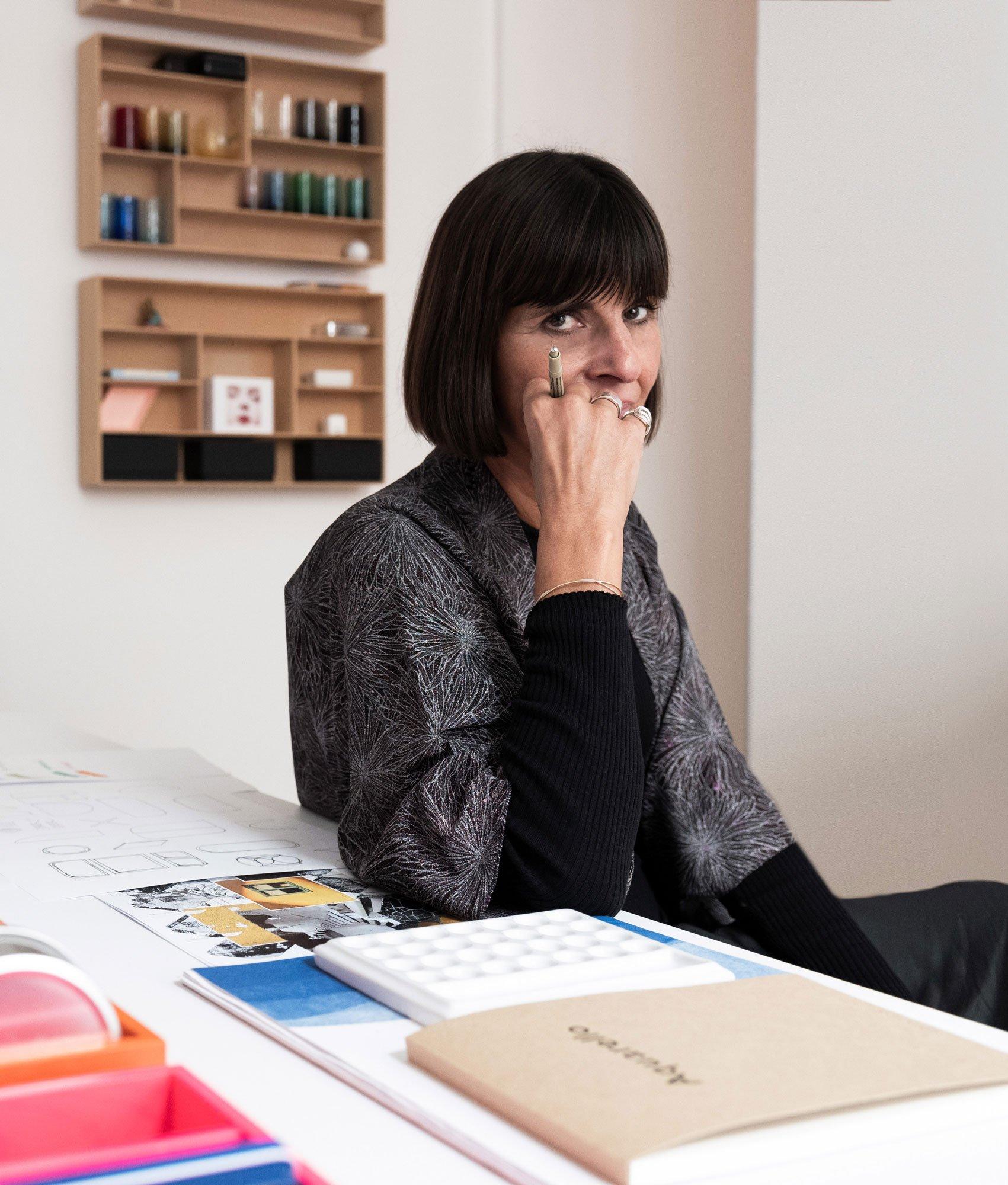 Carolin Sangha, Kreativdirektorin von Schönbuch, im Interview