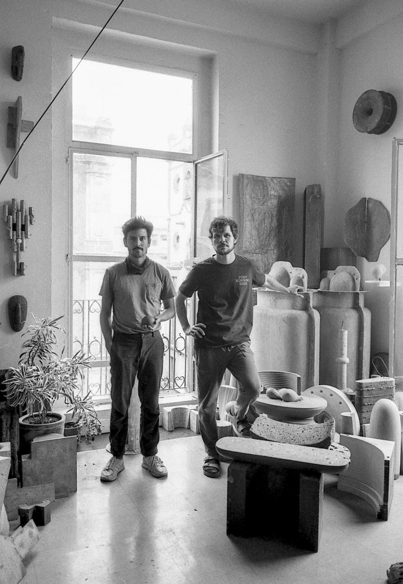 Die Arbeit des Studios Tezontle bewegt sich zwischen Kunst und Architektur