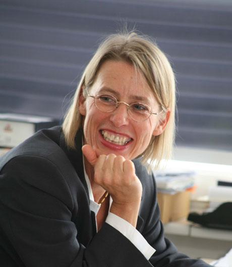 Sie schafft Licht, das guttut: Lichtplanerin Ulrike Brandi im Interview.