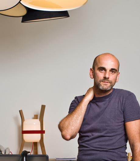 Der französische Designer im Gespräch über physikalische Prinzipien, zu starke Klettverschlüsse und Laissez-faire.