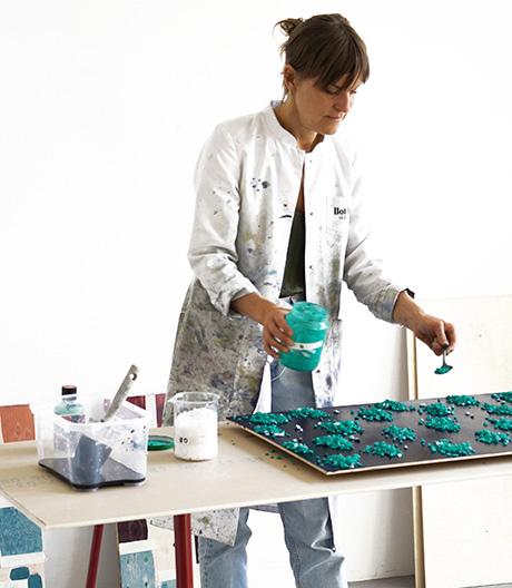 Ein Besuch im Studio von Ania Bauer und Jacob Brinck in Berlin