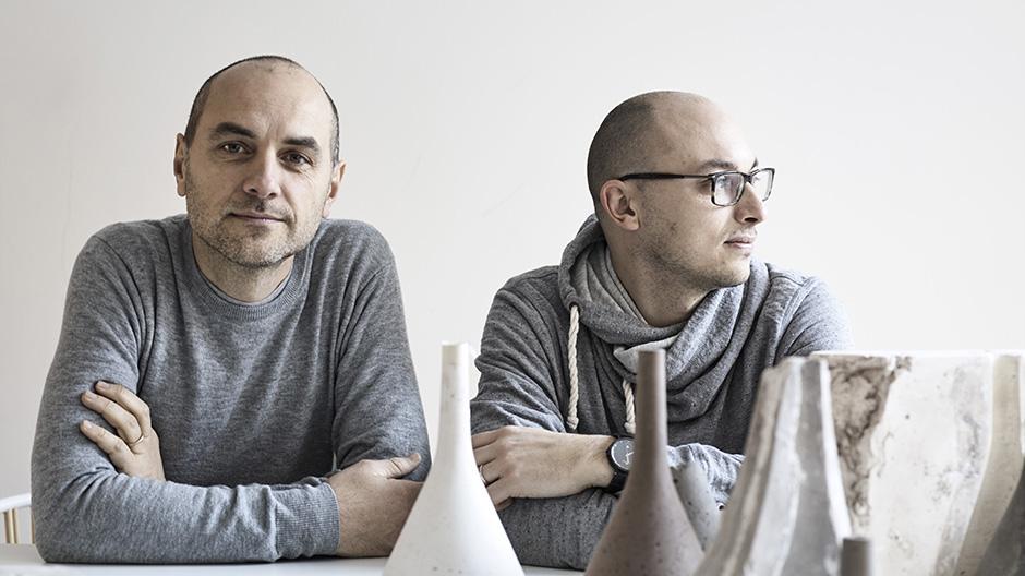 Das italienische Designerduo im Gespräch