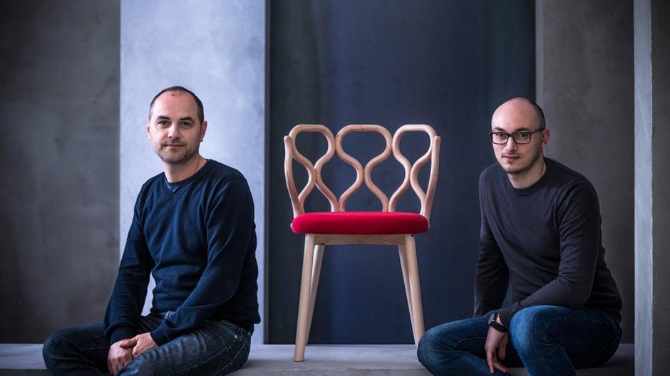 Das italienische Designerduo über Zeitreisen und Handwerk