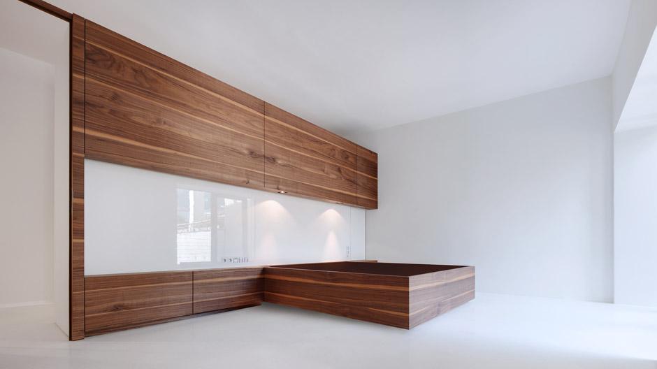 In Südtirol verwandelten Fuchs und Peer eine Altbauwohnung in ein cooles Apartment