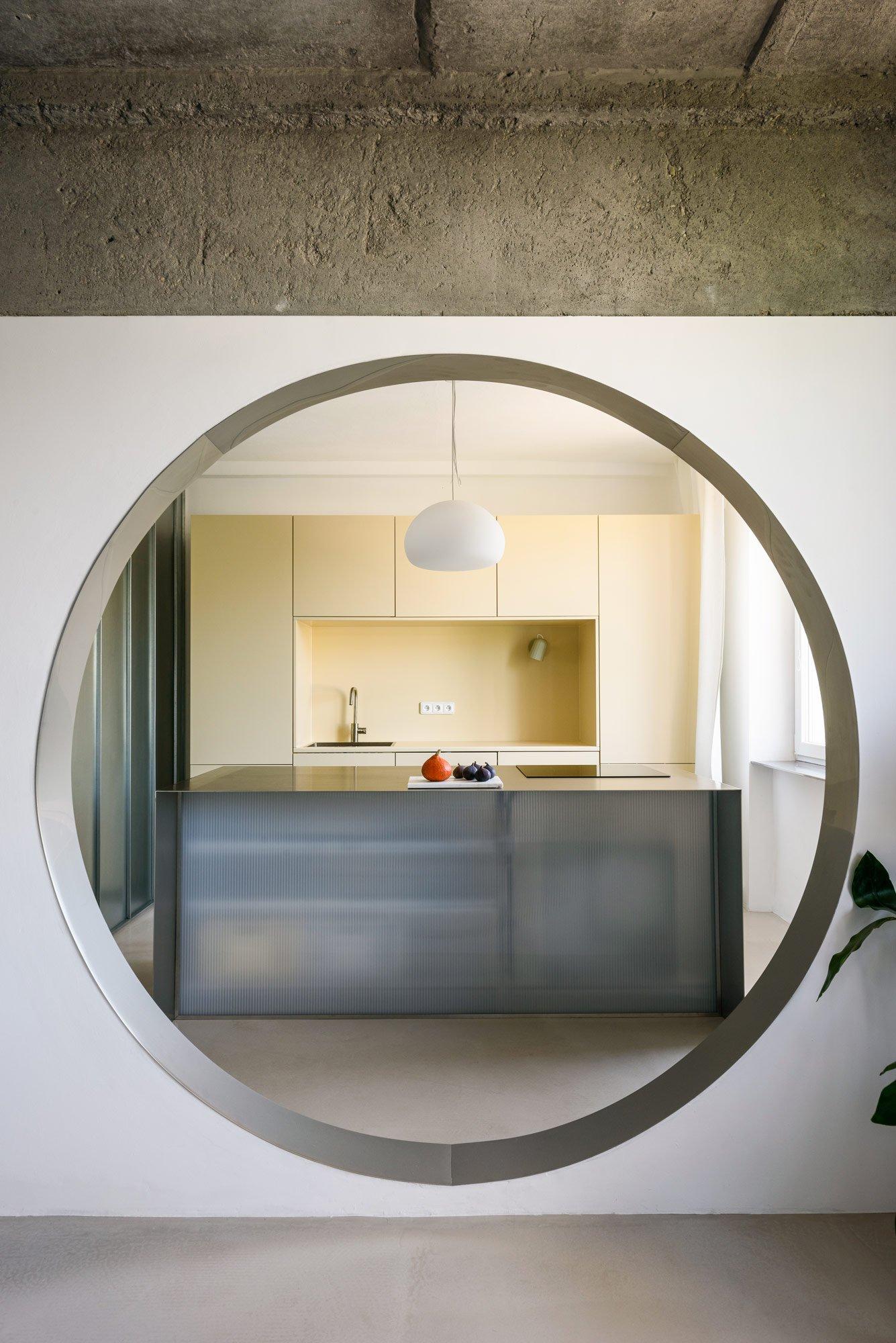 Wohnungsumbau in Bratislava von Alan Prekop