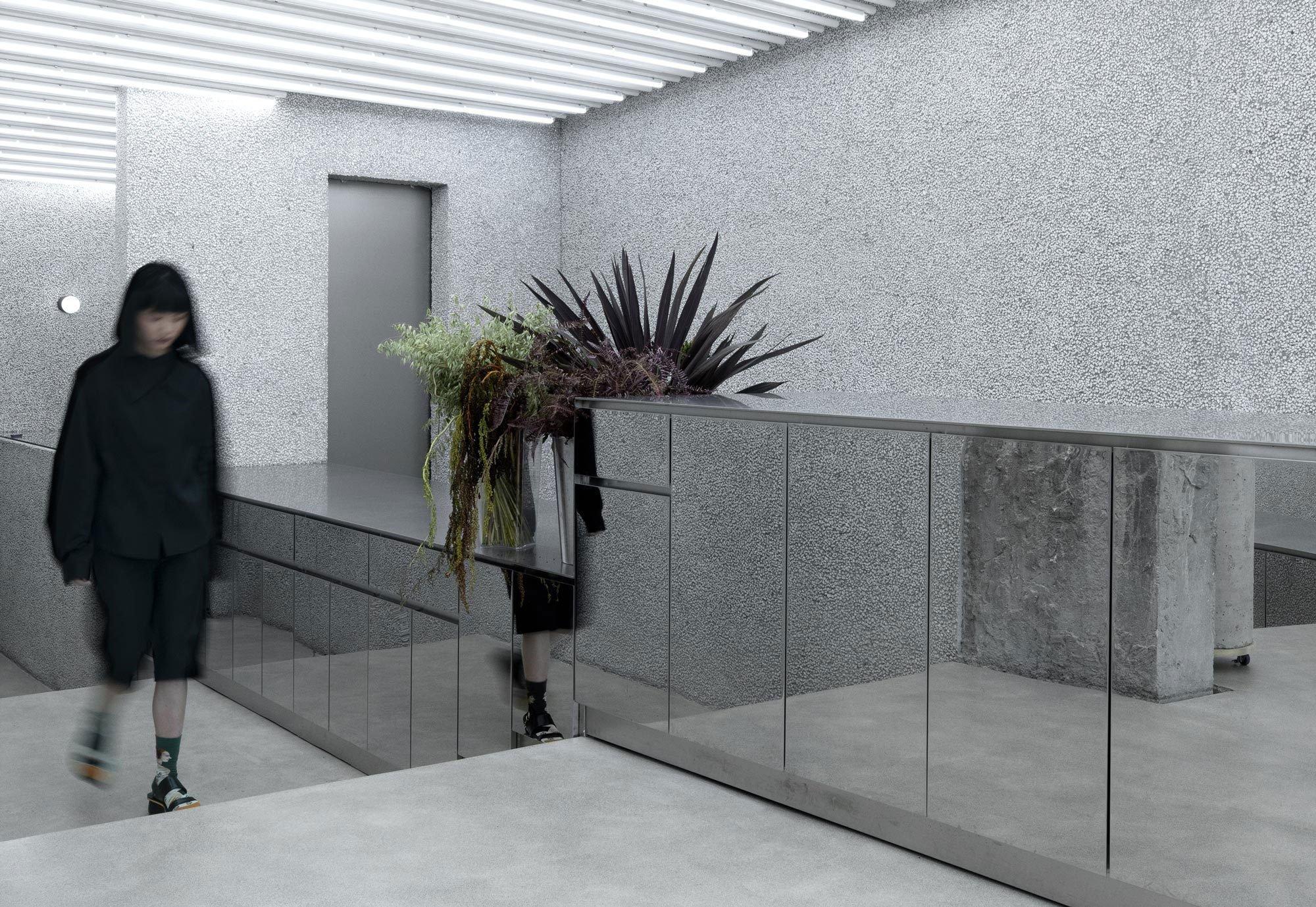 Pflanzenladen R Society von 0321 Studio in China