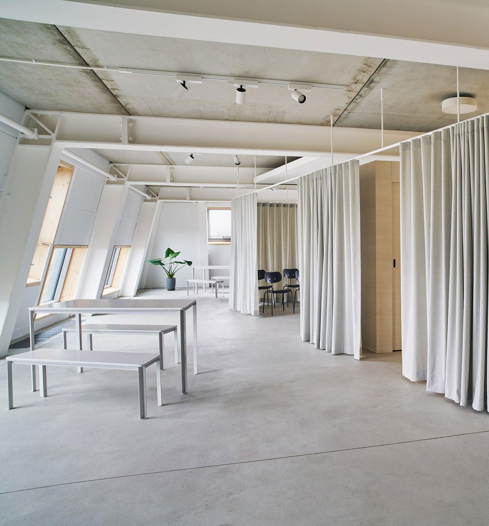 Büroräume einer Berliner Agentur von Gustav Düsing