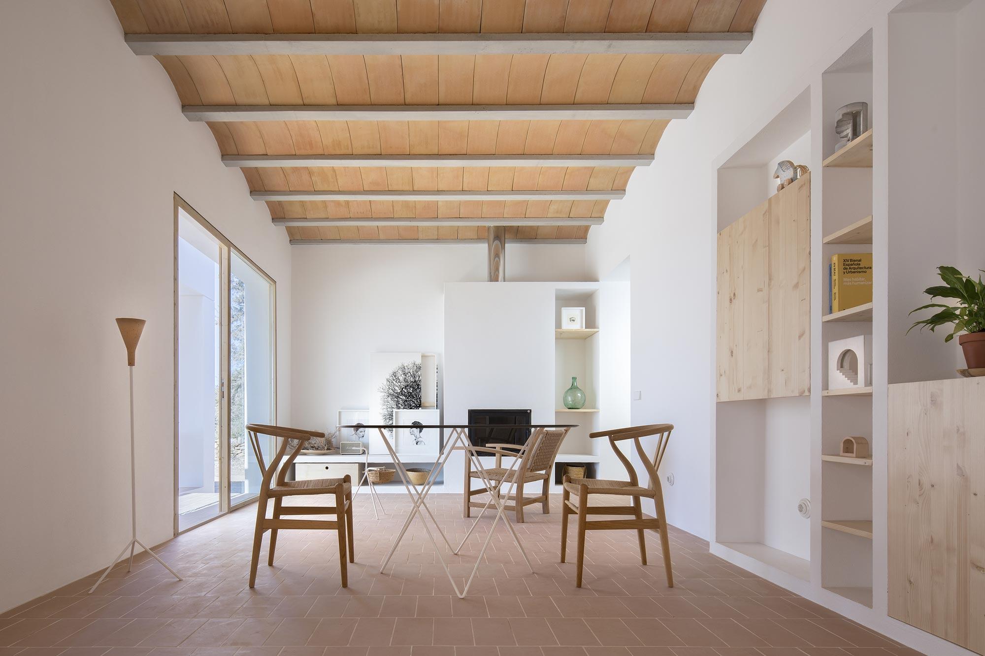 Wohnhaus auf Formentera von Marià Castelló