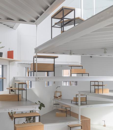 Ein Wohnexperiment von Tato Architects