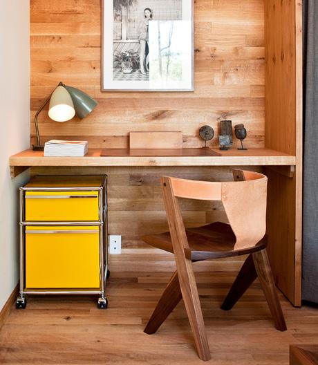 Holzhaus im Hudson Valley von Studio Lang Architecture