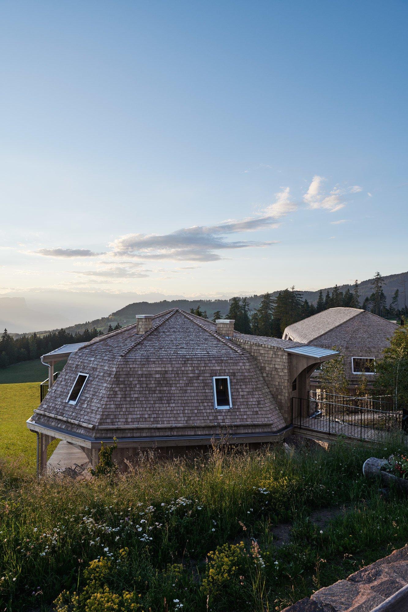 Nachhaltige Urlaubsarchitekturen in Südtirol