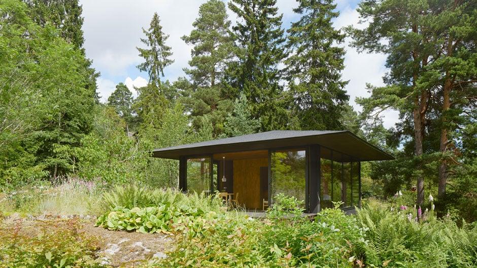 Sommerhaus in Schweden von Krupinska/Krupinski