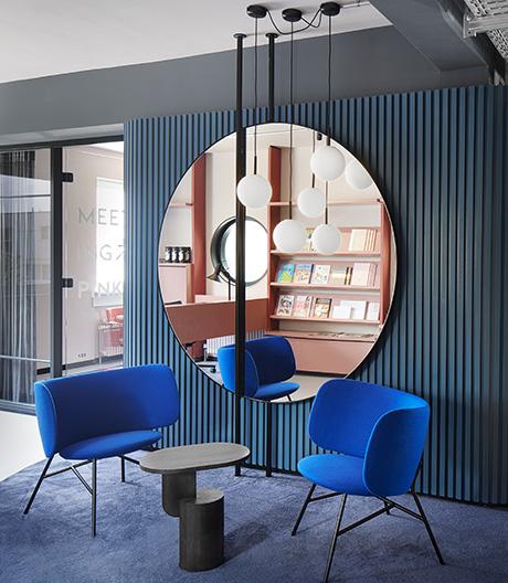 Workspace in Stuttgart von Studio Komo