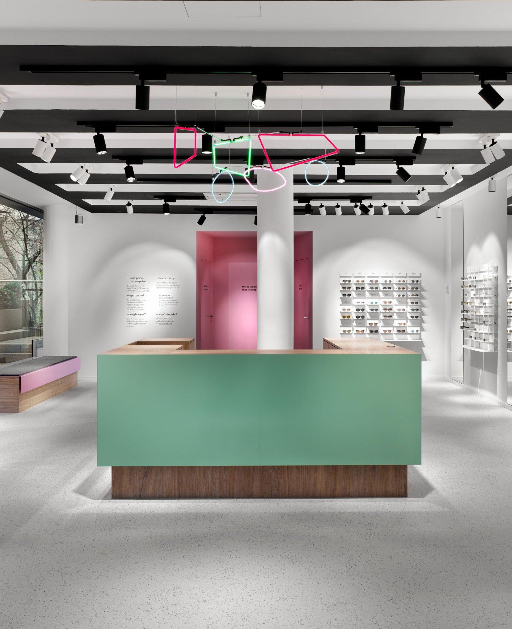 Ace & Tate Store in Nürnberg von Studio Weiss-heiten