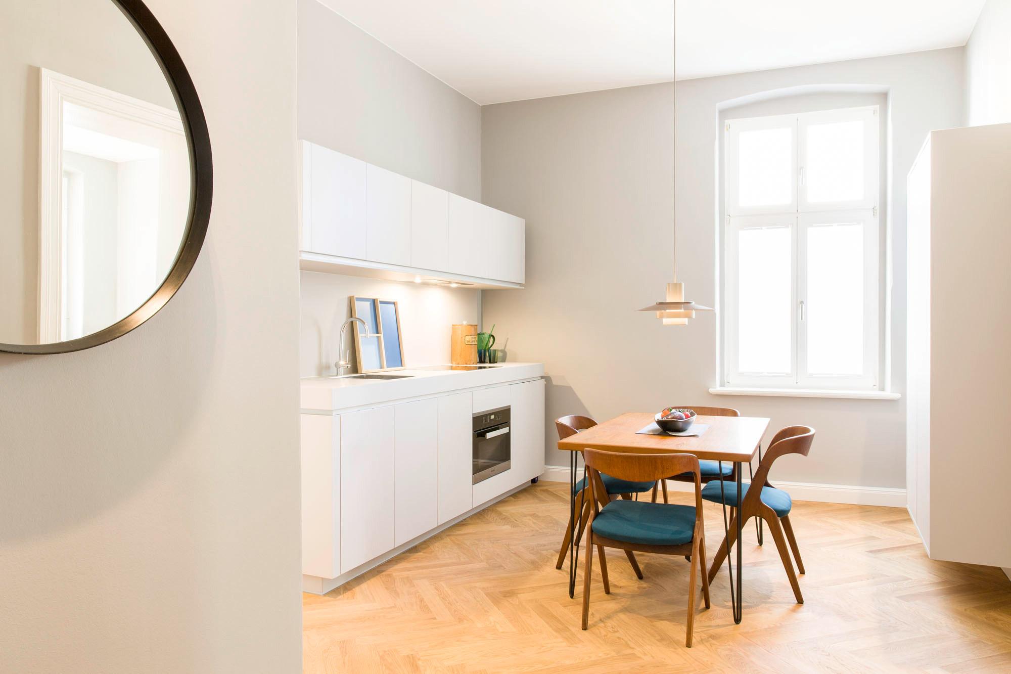 Das Apartmenthotel Nadler Hof auf Usedom