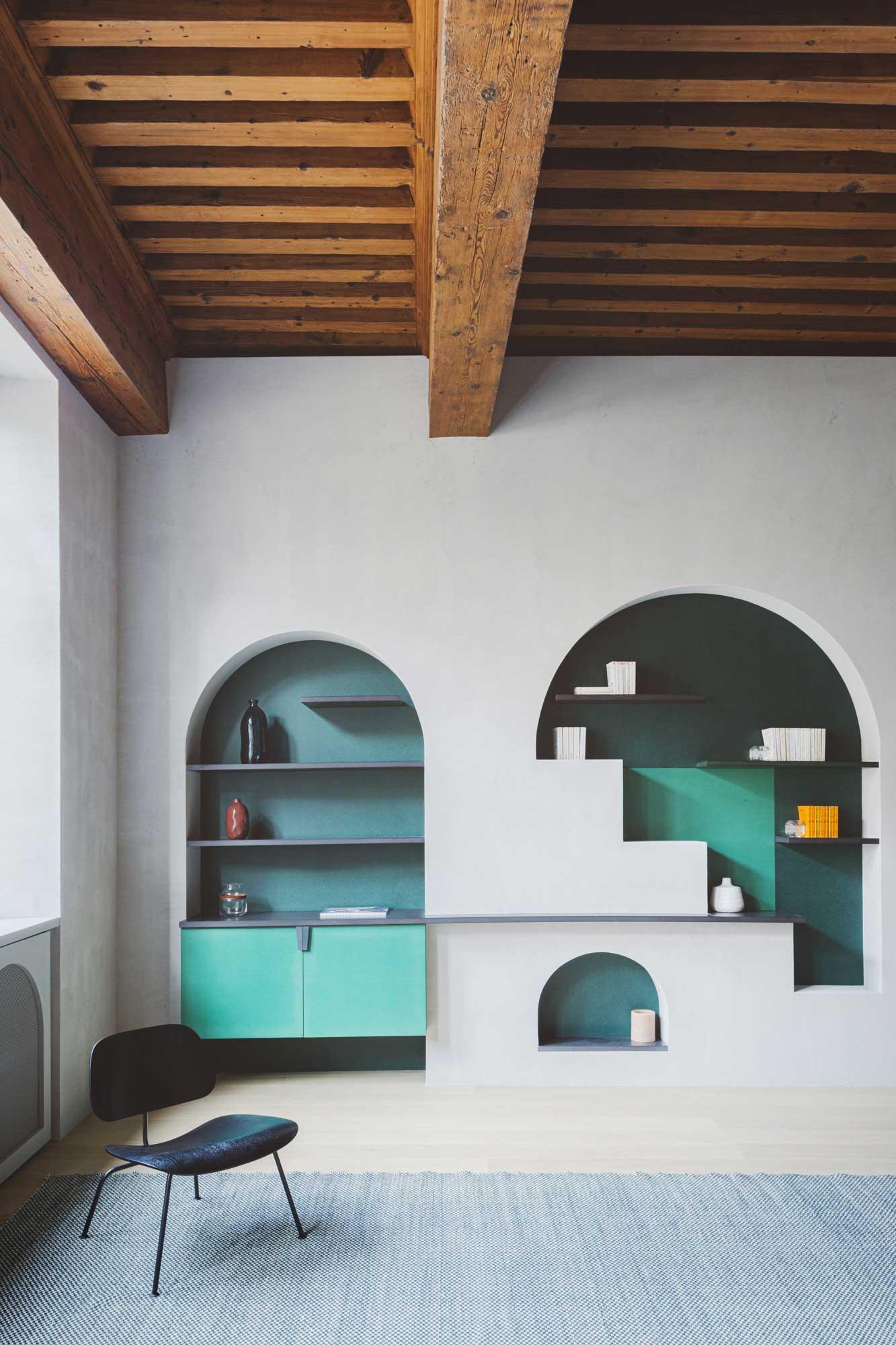 Apartment in Lyon von Studio Razavi