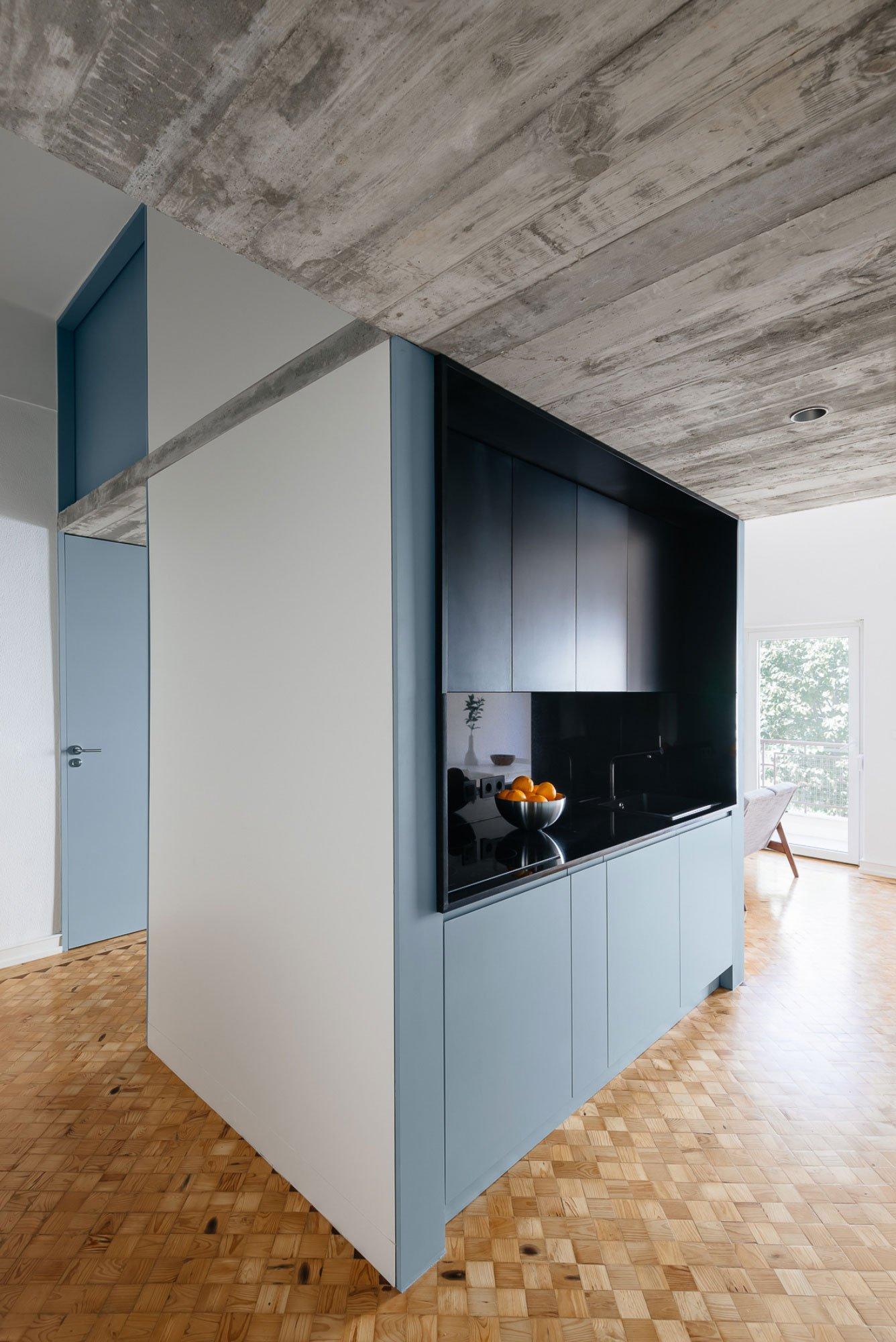 Umbau in Lissabon von Bomo Arquitectos