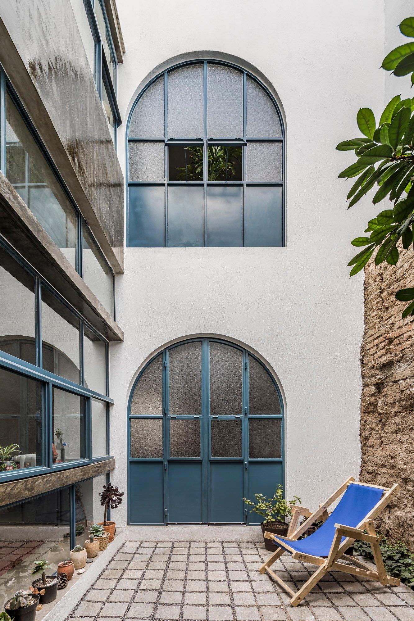 Subtiler Umbau von Fino Lozano in Guadalajara