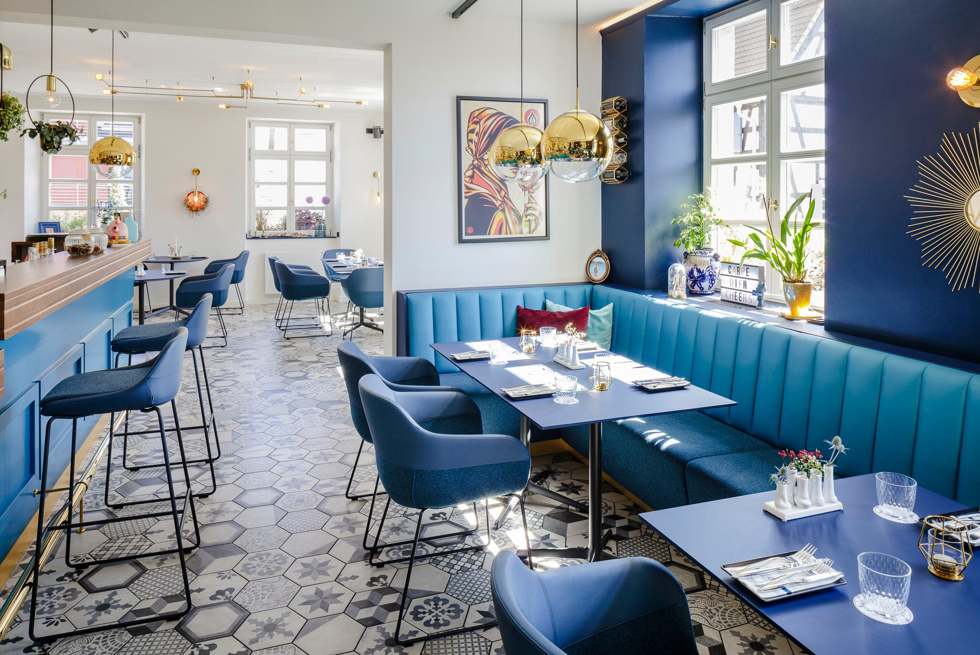 Zu Besuch im Restaurant Gioias in Rheinau
