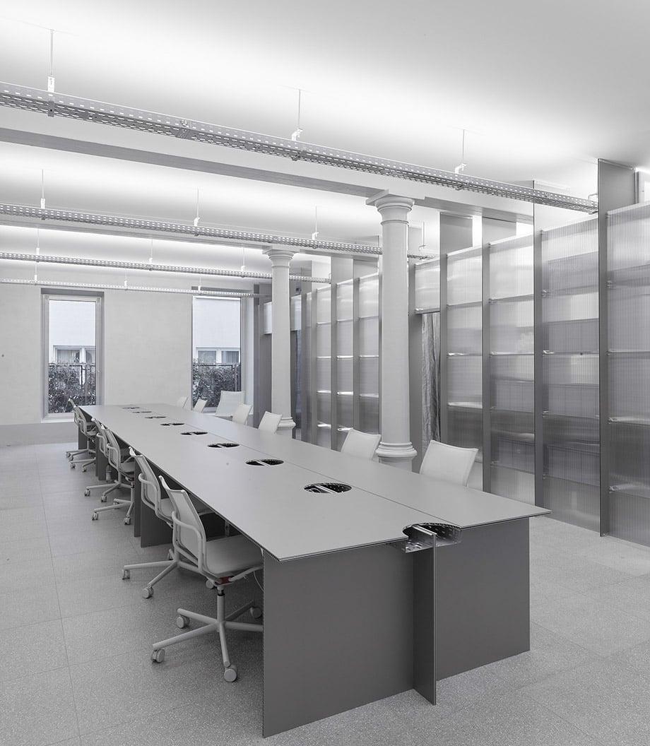 Die neuen Räume des Bureau Borsche in München