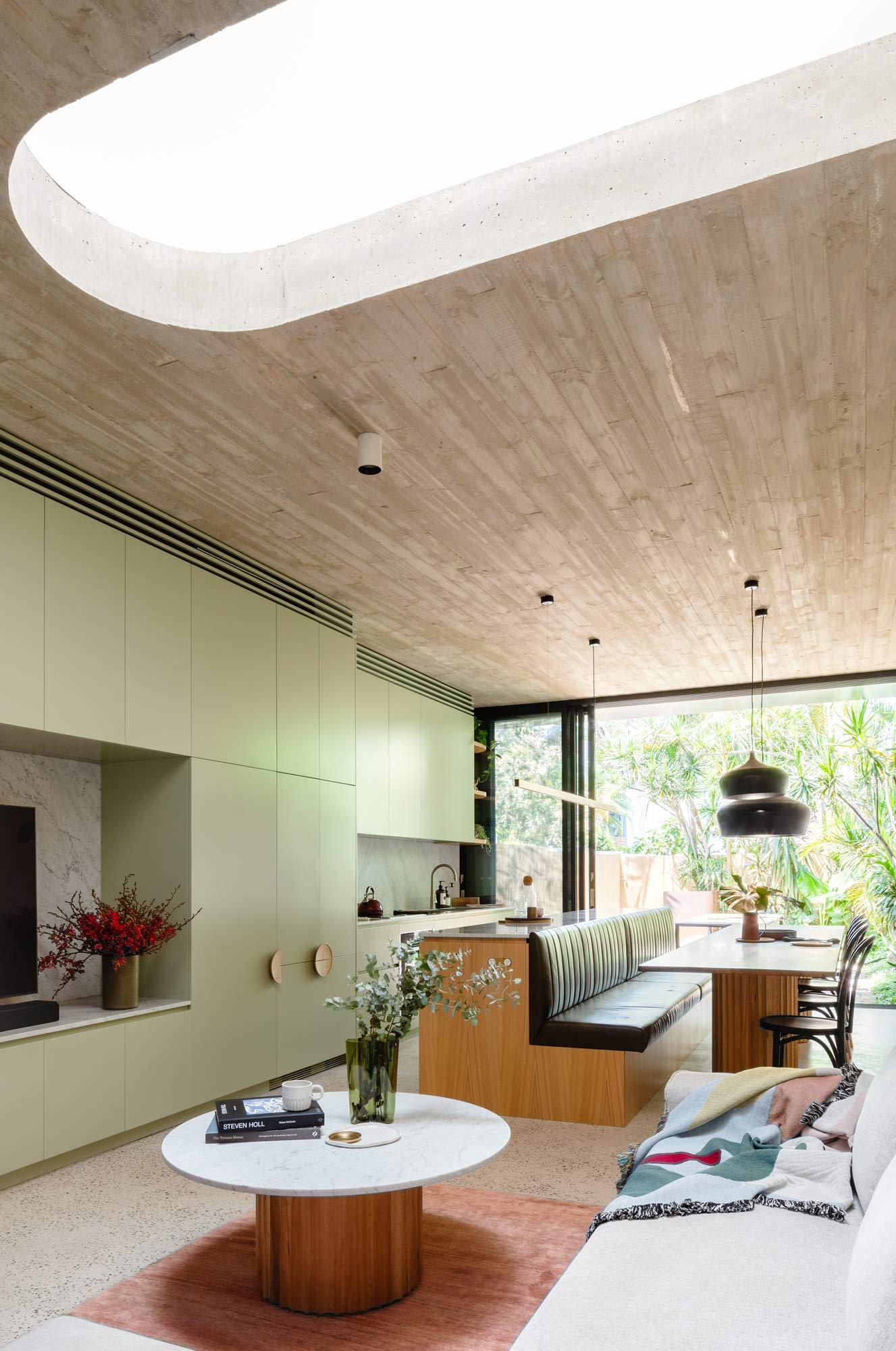 Modernisierung von Carter Williamson Architects in Sydney