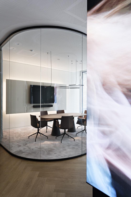 Conference Center von Just/Burgeff Architekten in Frankfurt am Main