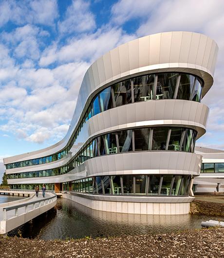 Flexible neue Arbeitswelt in Delft