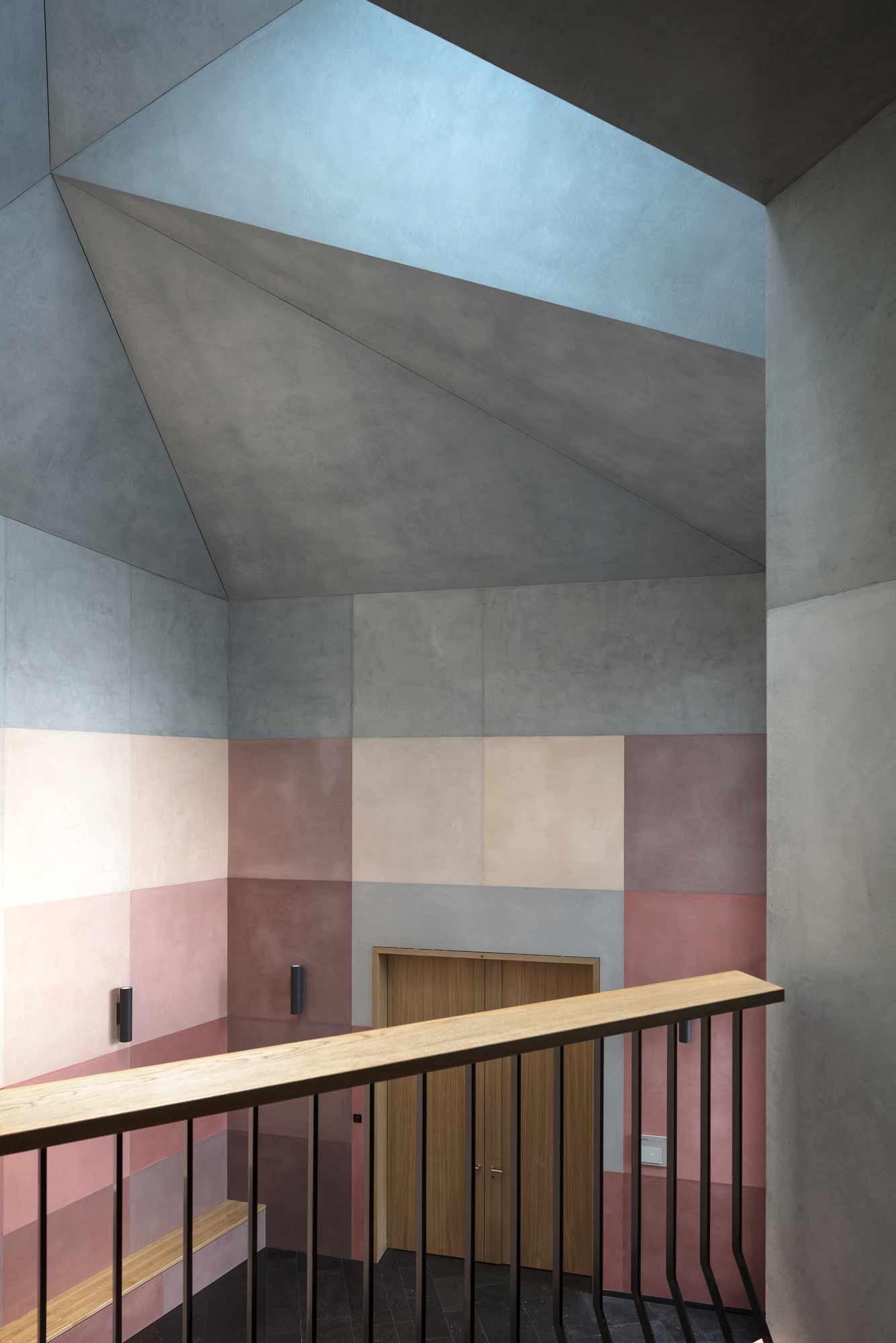Schulumbau am Bodensee von Lukas Imhof Architektur