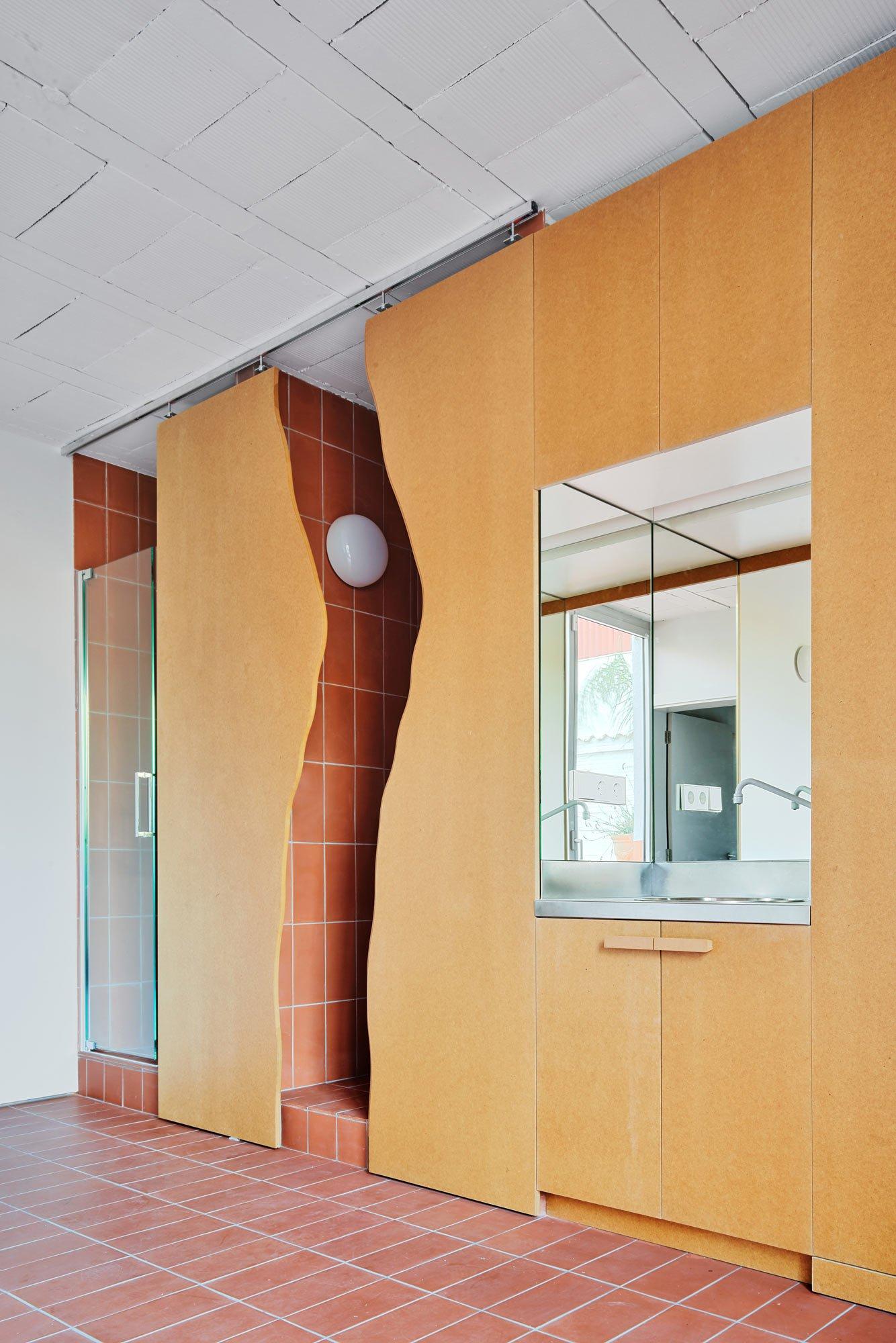 Umbau von Adrià Escolano und David Steegmann in Barcelona