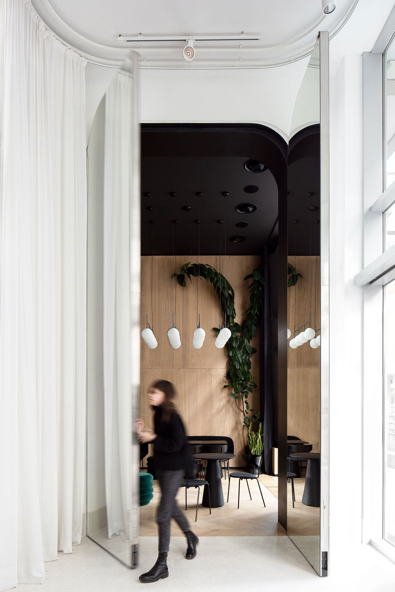 GIR Café von AUTORI in Belgrad