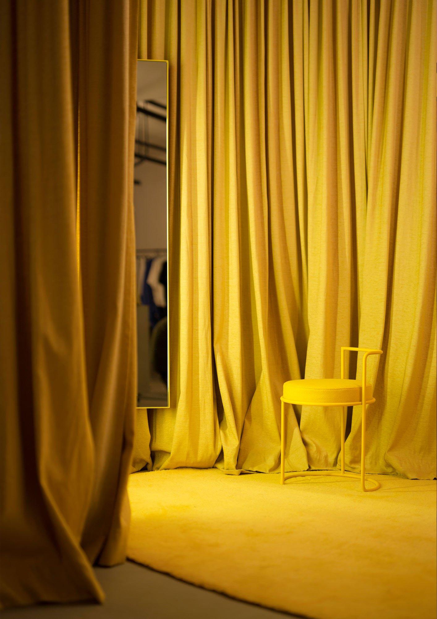 Die schönsten textilen Raumteiler