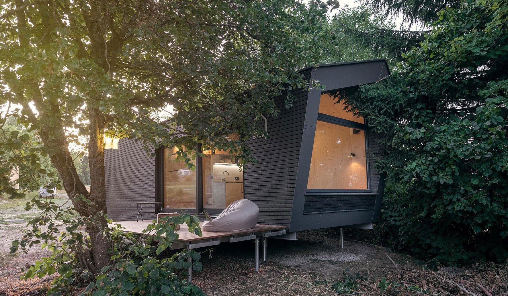 Smart wohnen auf 35 Quadratmetern