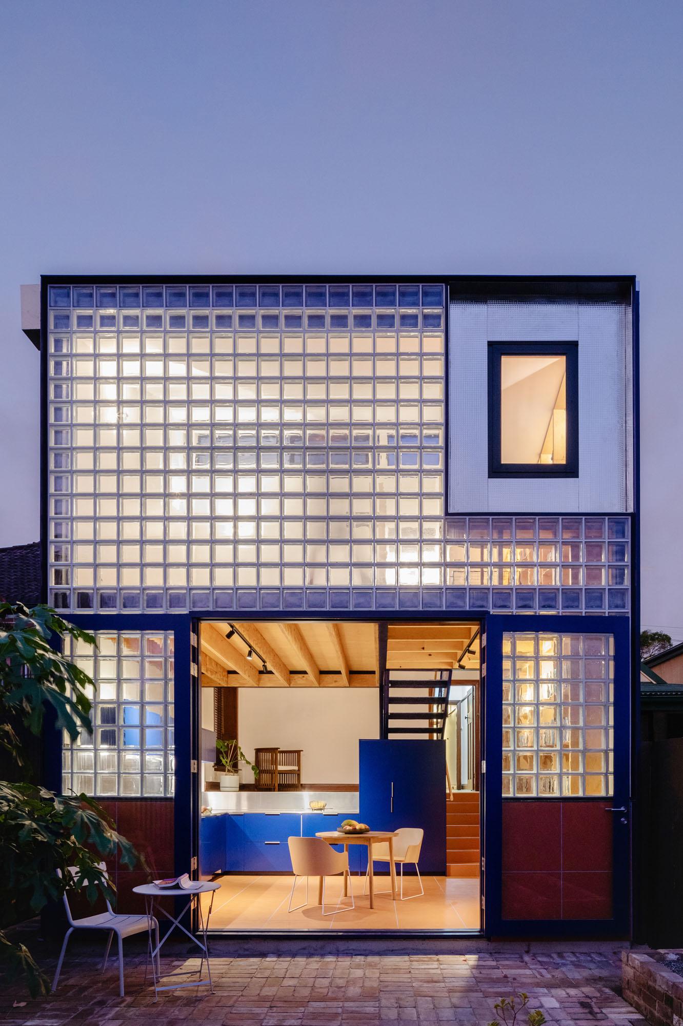 Erweiterungsbau von Sibling Architecture in Sydney