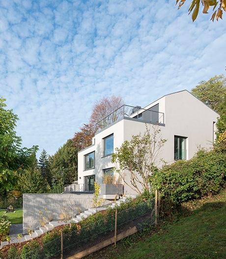 Energetische Sanierung in Stuttgart von Bottega + Ehrhardt