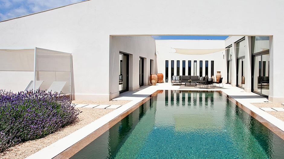 Wie ein Passivhaus in Spanien der Sonne ein Schnippchen schlägt
