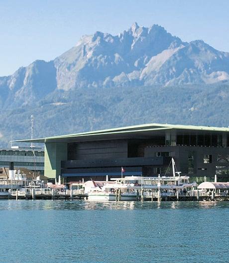 Jean Nouvels Konzert- und Kongresshaus in Luzern strahlt schöner denn je