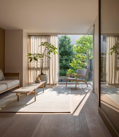 Designkulturen verweben Norm Architects und Keiji Ashizawa für ein Wohnprojekt in Tokio